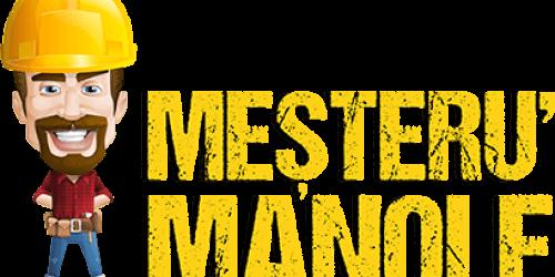 Scapa de cosmaruri cu Mesteru` Manole!.